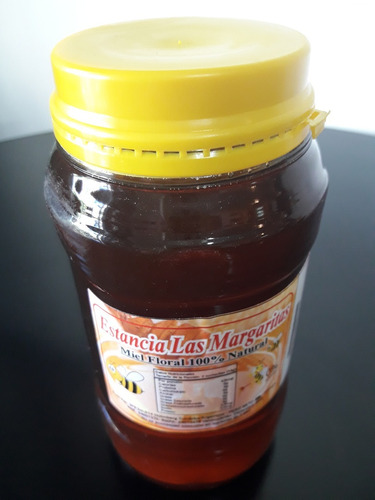 miel liquida 1 kilo 100% natural
