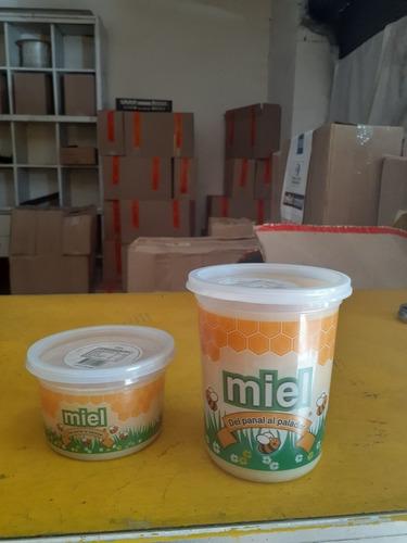 miel multifloral en distintos formatos 2200k caja x 18k