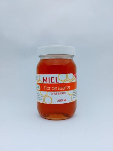 miel pura de abeja  5 litros en tarro de cristal de 1l c/uno