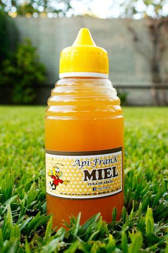miel pura de abeja! 500c.c vertedor por mayor. monte grande.