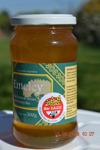 miel pura de abejas libre de gluten venta por caja cerrada