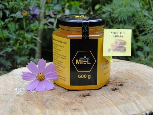 miel pura de aveja