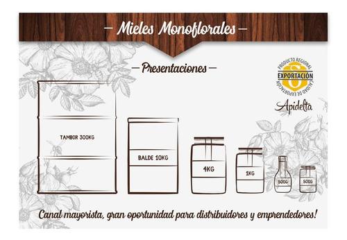 miel pura kg - calidad premium - ecológica - tipificada