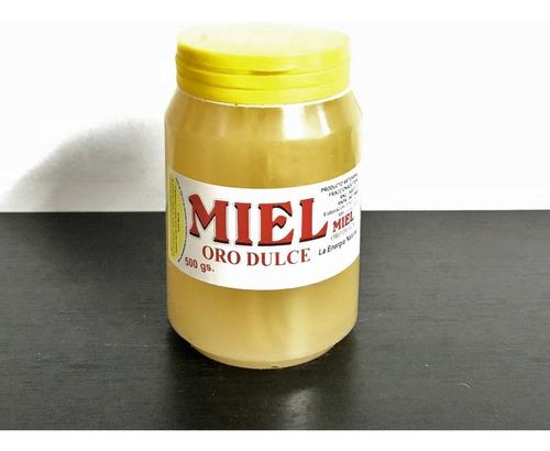 miel pura solida cordoba 5uni x 500 grs