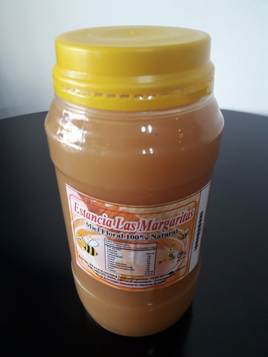 miel solida 1 kilo 100% natural