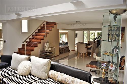 mieres propiedades - casa de 285 mts en highland park c.c.