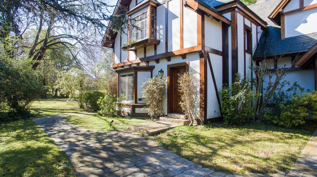 mieres propiedades - casa de 290 mts. en highland park