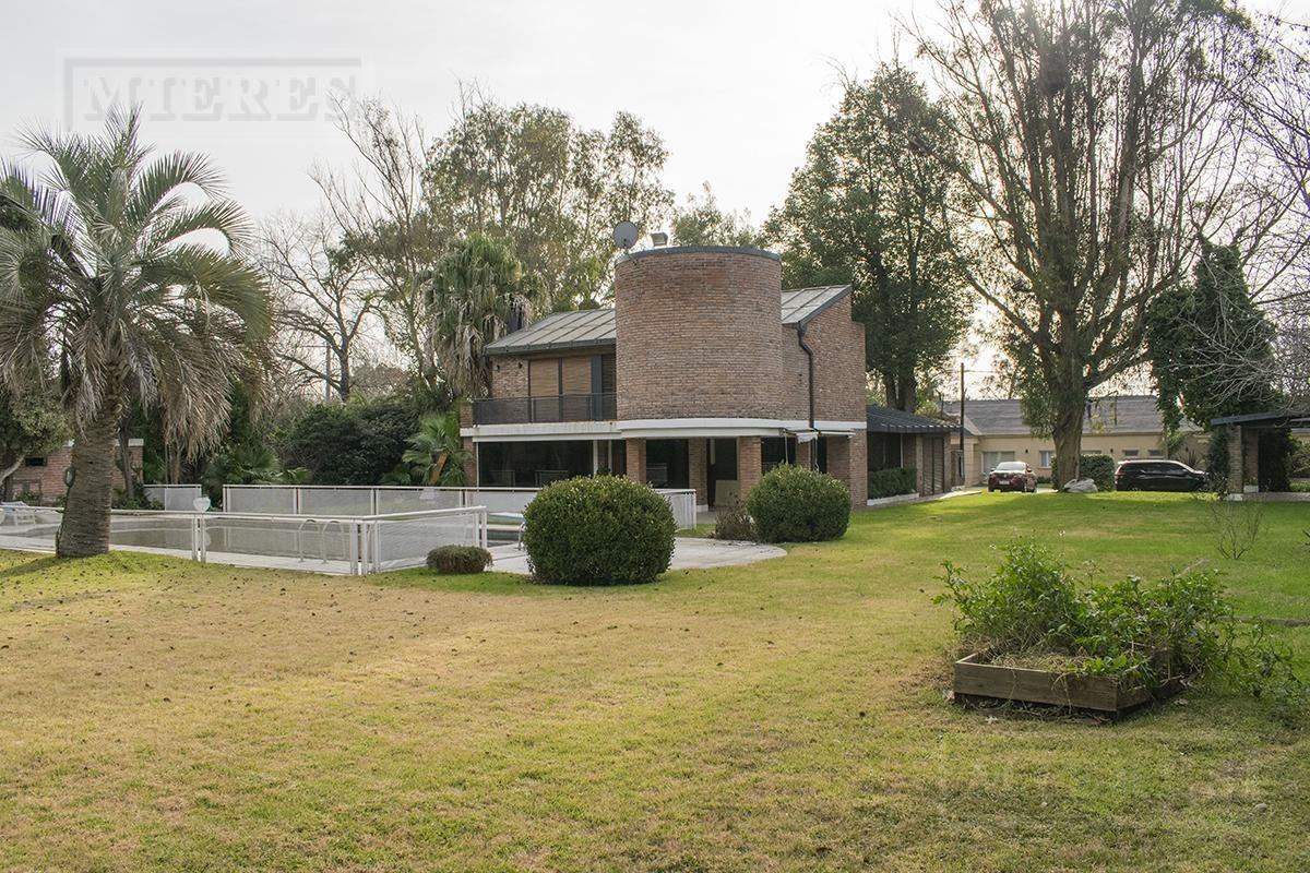 mieres propiedades - casa de 300 mts. en highland park