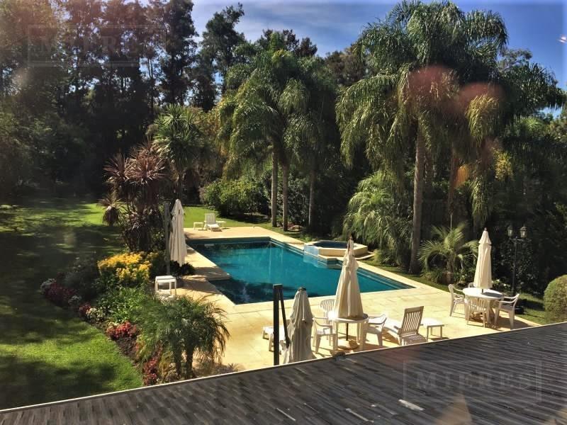 mieres propiedades - casa de 380 mts highland park c.c.
