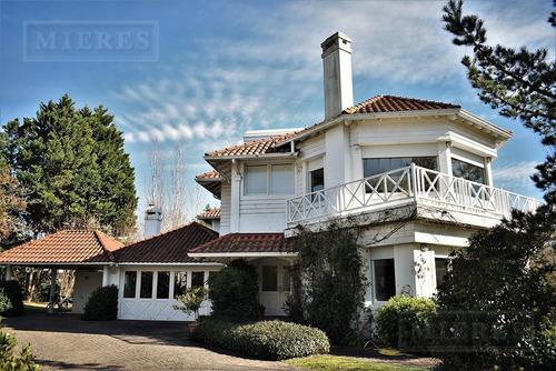 mieres propiedades- casa de 390 mts en mayling club de campo