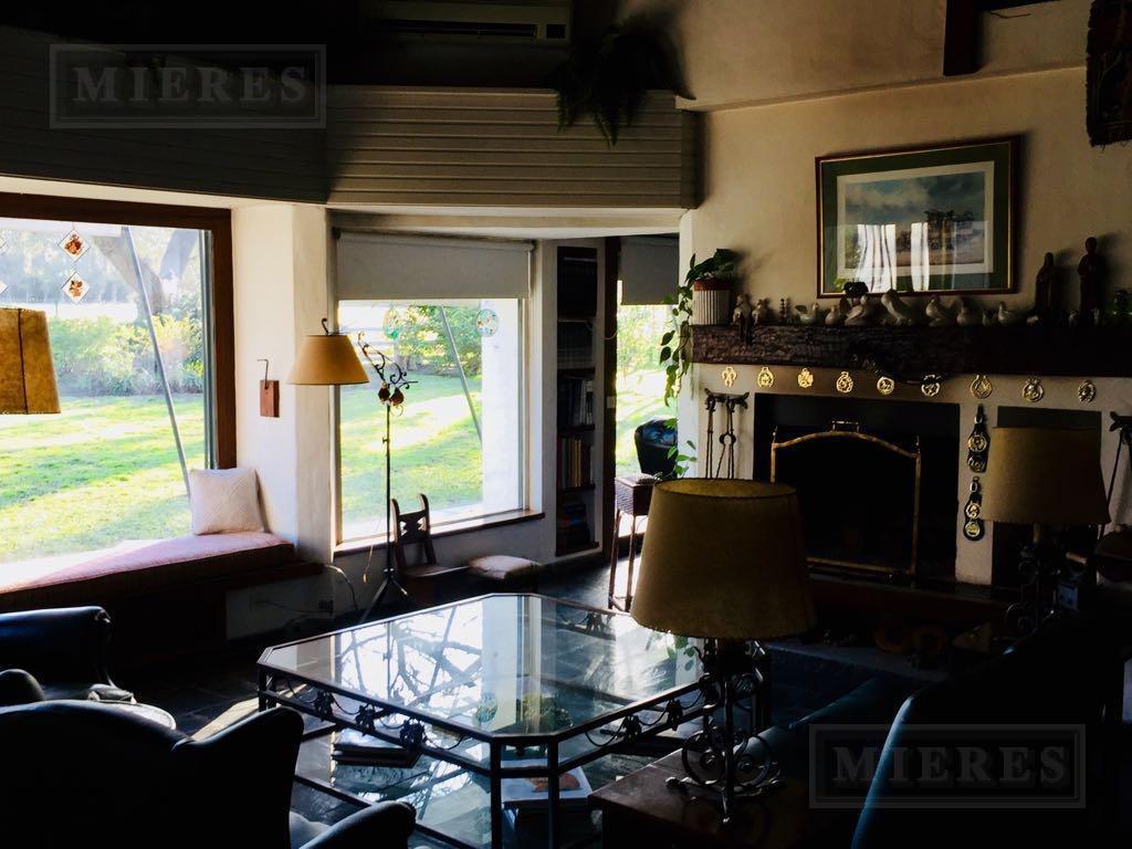 mieres propiedades- casa de 420 mts en mayling club de campo