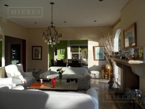 mieres propiedades- casa de 438 mts en martindale cc
