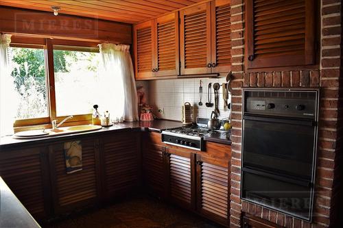 mieres propiedades - casa de 490 mts. en highland park