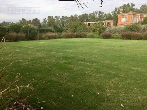 mieres propiedades- terreno de 1067 mts en mayling club de campo