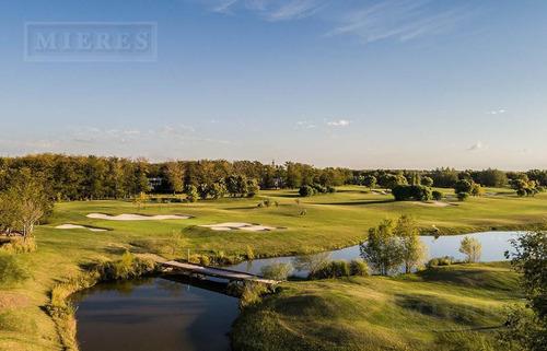 mieres propiedades- terreno de 1771 mts en estancias golf
