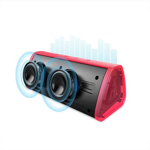 mifa bluetooth speaker portátil sistema de som sem fio verme