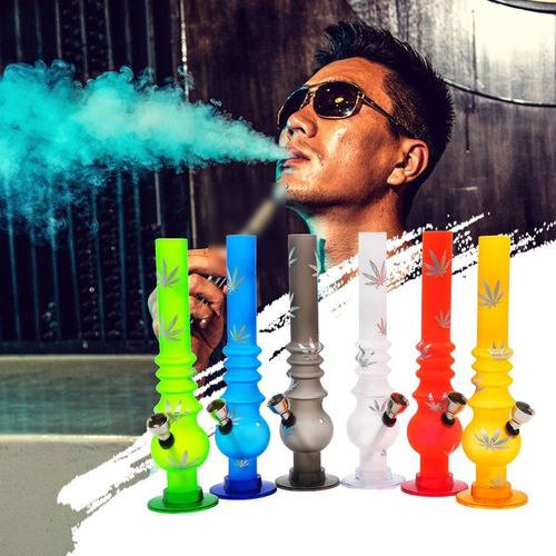 mig-019 acrílico agua bong fumar pipa shisha&tobacco agua pi