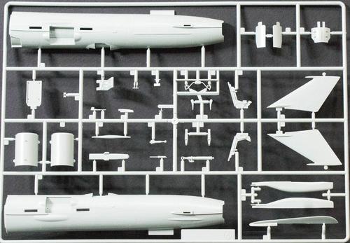mig-21 mf sovietair force & export  - 1/48 academy 12311