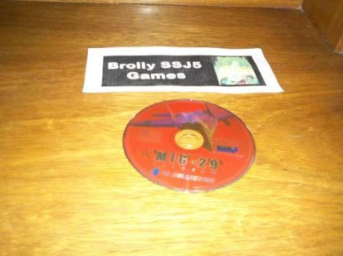 mig 29 fulcrum original computador pc game jogo