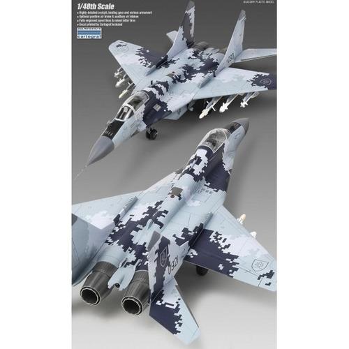 mig-29as slovak air force 1/48 academy 12227