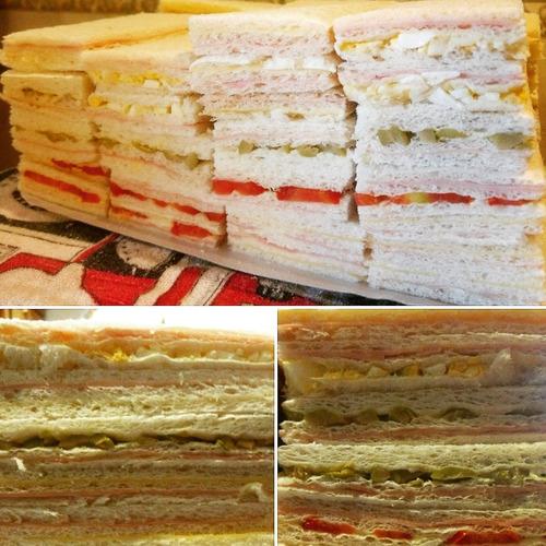 miga para sandwiches