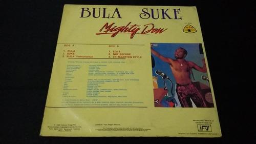 mighty dow bula suke lp vinilo soca reggae africano