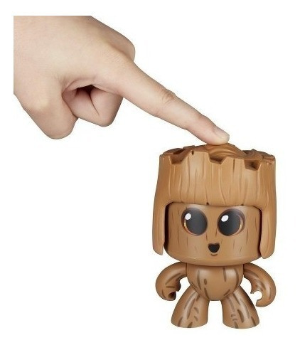 mighty muggs - e2122 -  groot guardianes de la galaxia