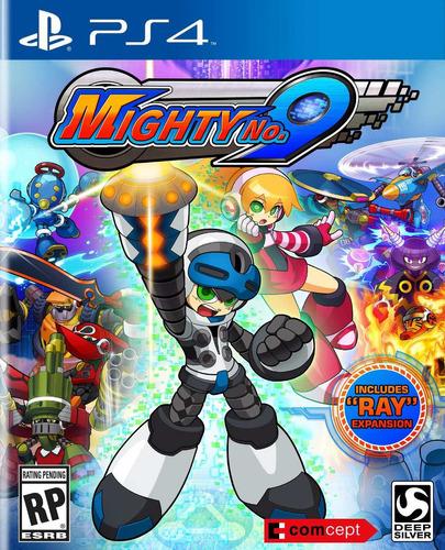 mighty ps4 juegos ps4