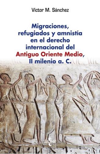 migraciones, refugiados y amnistia en el derecho internacion