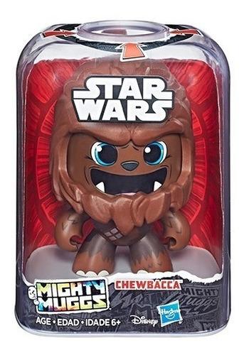 migthy muggs hasbro star wars chewbacca similar a funko pop