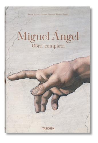 miguel angel - obra completa - ed. taschen