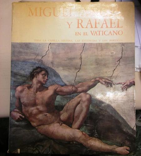 miguel ángel y rafael en el vaticano