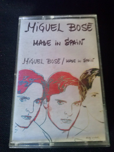 miguel bose made in spain