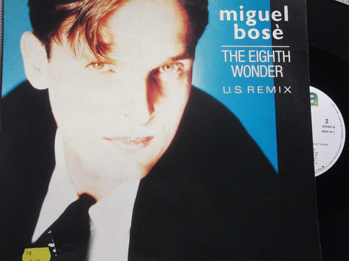 miguel bose - the eighth wonder/ duende mix - francia