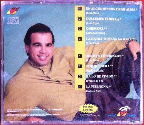 miguel moly. el tecnomerengue. 1ra edición cd original usado