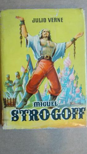 miguel strogoff, julio verne, ed mateu, 1957