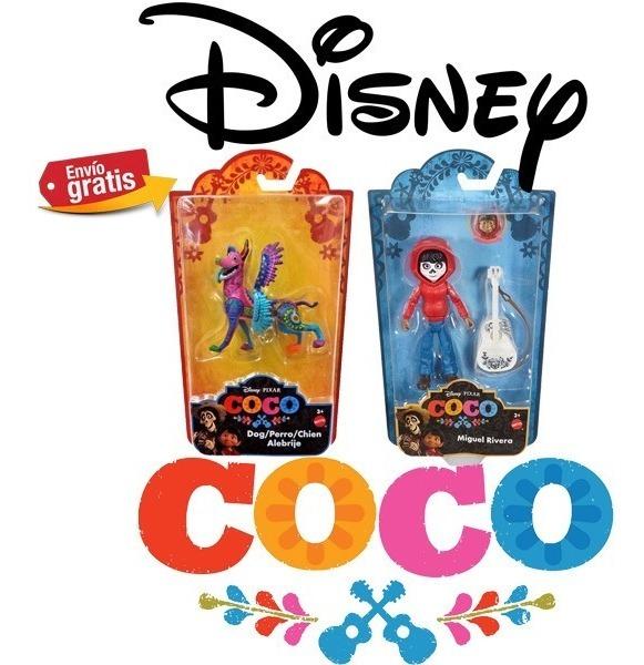 Miguel Y Dante Alebrije Disney Original Envio Gratis