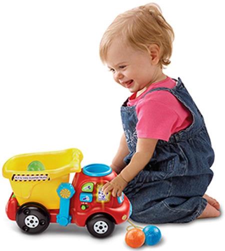 miguelon el camion vtech baby