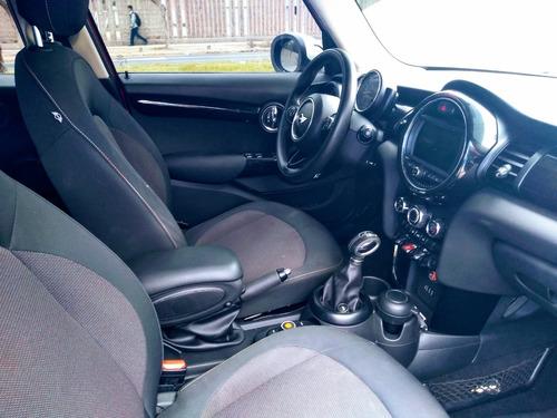 miinicooper hatchback 2015. motor 1500. 04 puertas