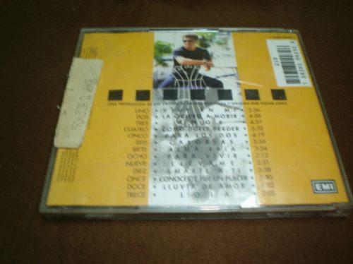 mijares - cd album - vive en mi   mmu