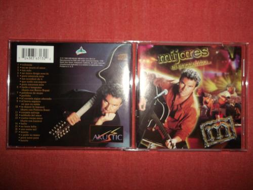 mijares - el encuentro cd usa ed 1995 mdisk