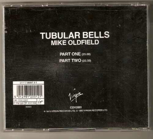 Mike Oldfield Campanas Tubulares Tubular Bells
