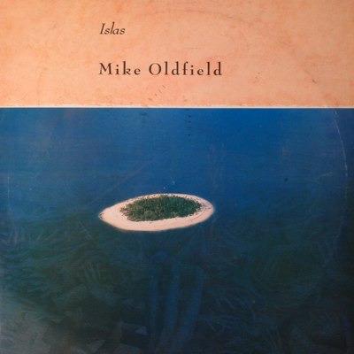 mike oldfield - islas - vinilo