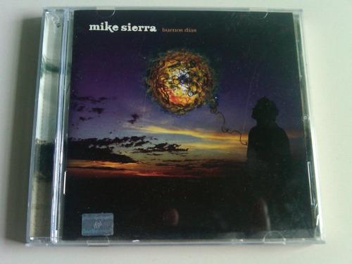 mike sierra buenos dias cd usado