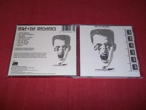 mike + the mechanics - homonimo cd imp ed 1990 mdisk