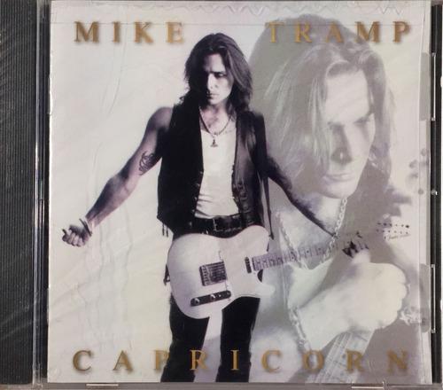 mike tramp - capricorn - cd importado usa lacrado