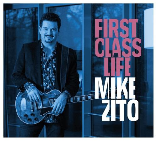 mike zito first class life cd de import