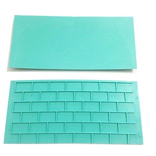 mikiso 1202 textura de 2 piezas de molde de moho corteza de