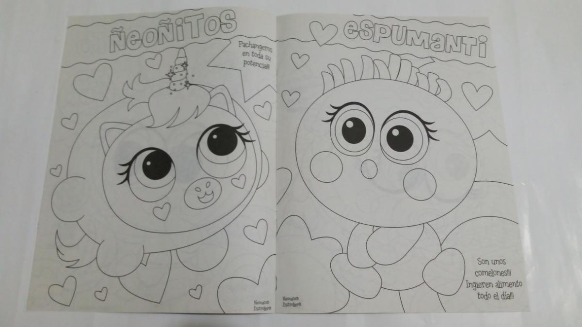Mikro Ksi Meritos Set 20 Libros Colorear Distroller C