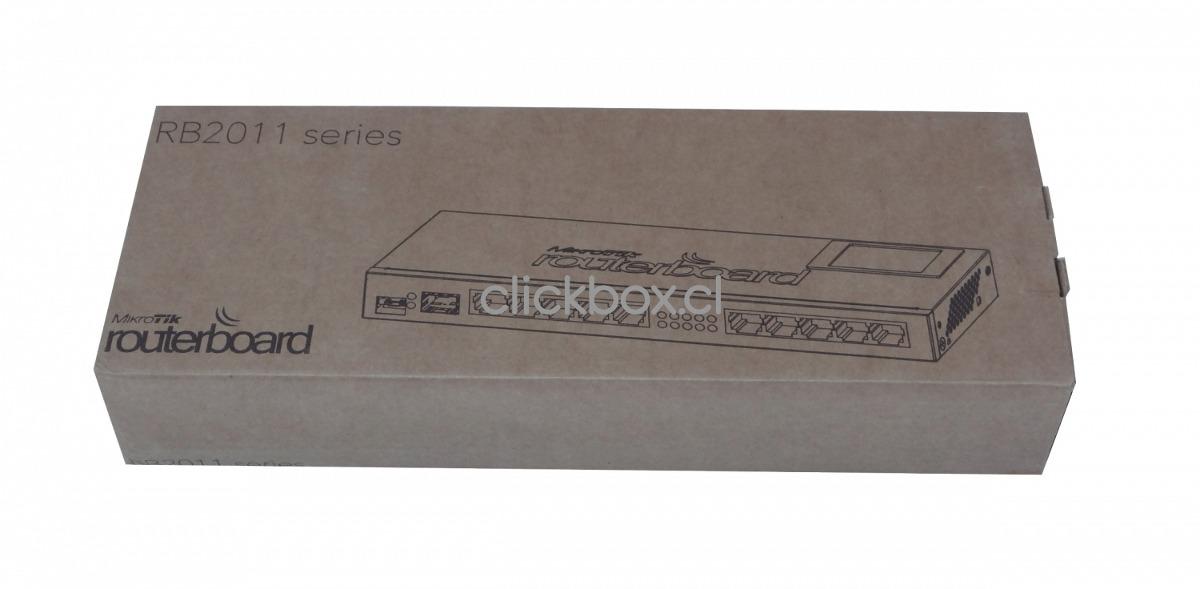Mikrotik 5-100 5-1000 Sfp L5 Usb Console-rj45 600mh Clickbox